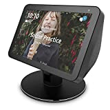 Echo Show 8 Adjustable Aluminum Swivel Stand, Stand for Amazon Echo Show 8, Horizontal 360 Rotation...