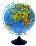 Alaysky's Globe- Globe terrestre, 32 cm, Uni