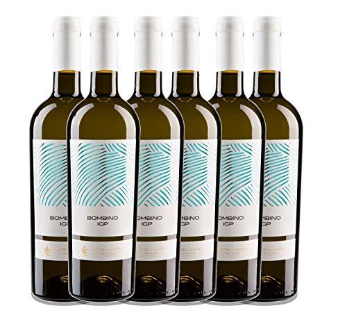 Nobiles'Bombino' - Daunia IGP - 6 Bottiglie da 0,75 litri