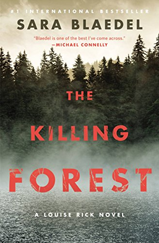 El bosque asesino de Sara Blaedel