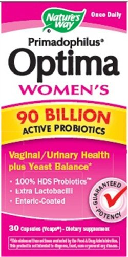 Nature's Way Fortify Optima Women's 90 Billion (Requires Refrigeration), Pack of 3