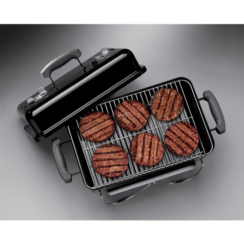 Product Image 2: Weber 121020 Go-Anywhere Charcoal Grill,Black,14.5