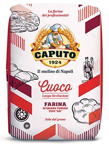 Caputo Caputo Farina Cuocco Tipo '00' / Paquete De 1 Con 1000 Gramos / Calidad Premium De Italia / Rico En Proteínas. 1000 ml