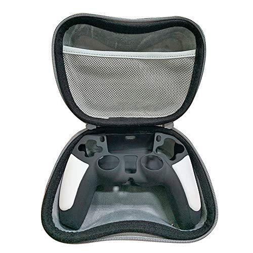 Tenglang Game Controller Hard Shell Portable EVA Host Game Carrying Case Staubdichte Tasche für Sony PS5 DualSense Xbox Series X Controller