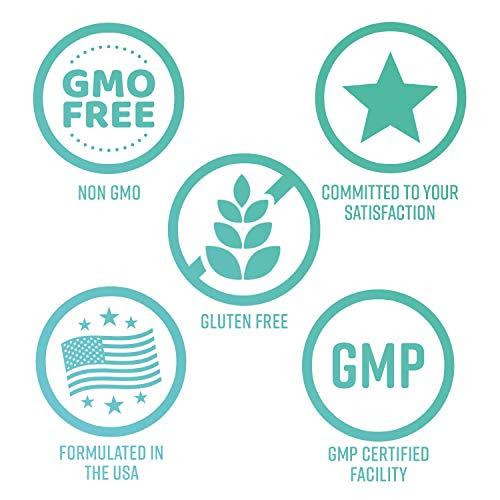 MAV Nutrition Probiotics + Prebiotics for Digestive Enzymes Support, Non-GMO, Vegetarian Friendly, 60 Count 4