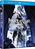 Attack on Titan, Part 2 (Standard Edition Blu-ray/DVD Combo) (Blu-ray)