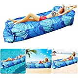 Bangcool Air Sofa Gonflable Lounger Hamac Gonflable avec canapé Portable...