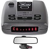 Escort Passport 8500 X50 Radar & Laser Detector with Smart Cord USB RadarMount Car Mirror Mount Bracket for Radar Detectors