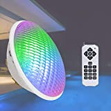 KWODE 24W RGBW Par56 LED Piscine, Eclairage Piscine LED, IP68 Pool Lampe,...