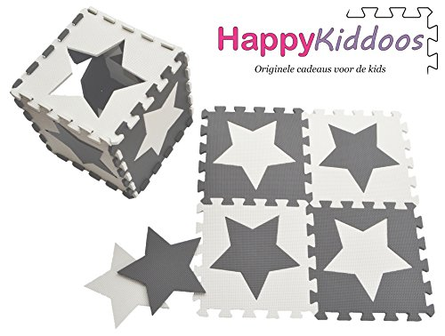 Happykiddoos - Tappetino puzzle in gommapiuma
