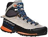 La Sportiva TX5 Woman GTX, Zapatillas de Senderismo para Mujer, Multicolor (Grey/Cobalt Blue 000), 39 EU