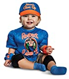 Disguise John Cena Toddler Muscle Child Costume, Blue, Size/(2T)