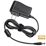 Power Adapter for Yamaha PA130 PA150, UL listed 12V AC/DC Replacement Power Supply Charger Plug Cord for Yamaha PA PSR YPG YPT DD Series Keyboard - Only Compatible for Listed Models (8.4 Ft Long Cord)