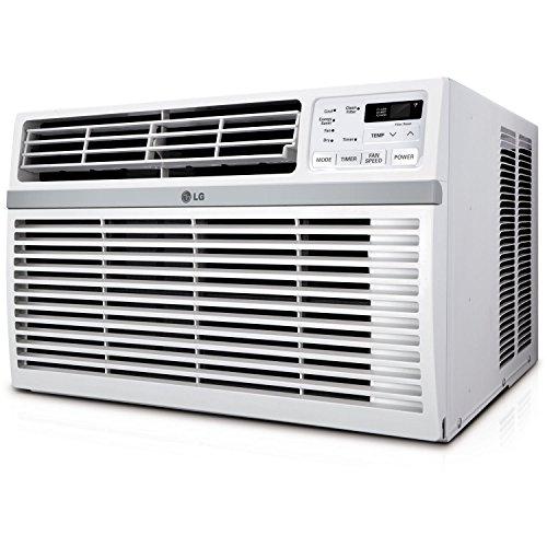 LG LW8016ER 8,000 BTU 115V Window-Mounted AIR Conditioner with Remote Control (Renewed)