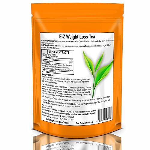 E-Z Detox Diet Tea & Slim for Life Detox Tea 6