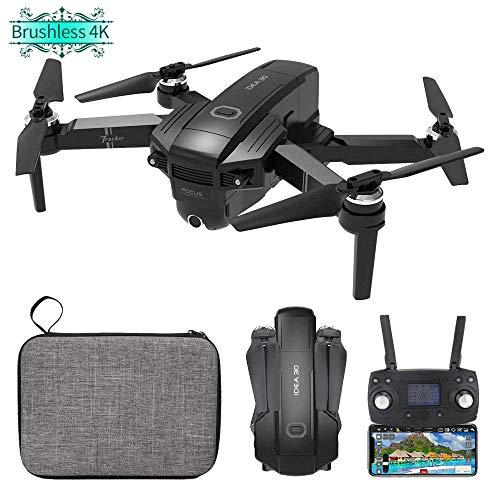le-idea IDEA30 - Pieghevole Brushless GPS Drone con Telecamera 4K (16MP)Lente Grandangolo,5GHz WiFi FPV, Durata Batteria...