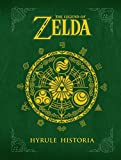 Handsome hardcover book Never before seen concept art full history of hyrule Official chronology of the games and much more! Crammed full of information from the creators themselves 280 pages total