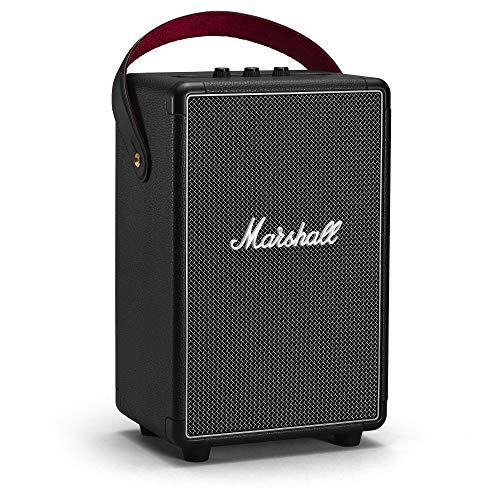 Marshall Tufton Tragbarer Lautsprecher Bluetooth - schwarz (EU)