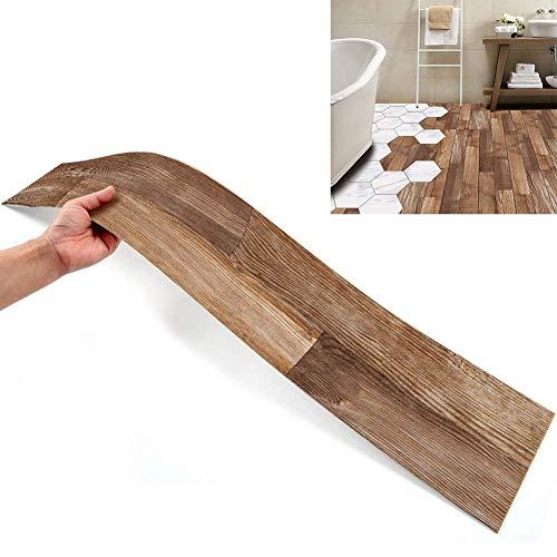 7 pezzi Adesivi per Piastrelle Adesivi Pavimenti Faidate, Piastrelle per Pavimenti Stile Modello...