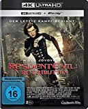 Resident Evil: Retribution (4K Ultra HD) (+ Blu-ray 2D)