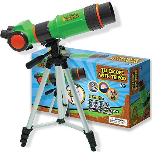 Nature Bound Telescopio para niños y...