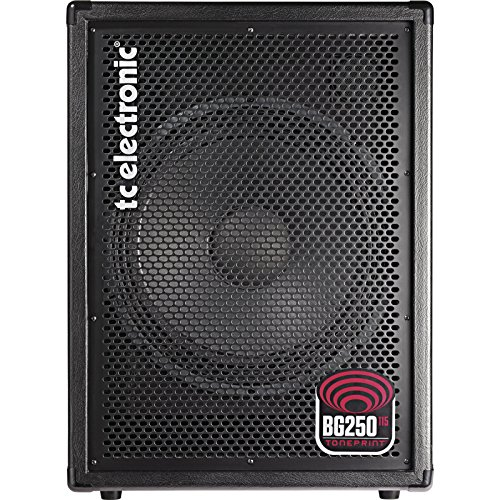 TC Electronic BG250-115 MKII Bass guitar amplifiers Bass combos