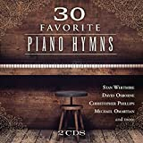 30 Favorite Piano Hymns [2 CD]