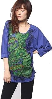 Desigual Camisa Manga Larga para Mujer