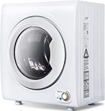 Sentern 2.65 Cu.Ft Compact Laundry Dryer – 9 LBS Capacity Portable Clothes Dryer..