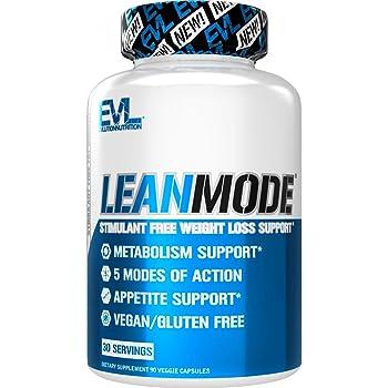 Amazon.com: Evlution Nutrition Lean Mode - Complete Stimulant-Free ...