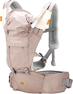 Ergonomic 360° Best Baby Soft Carrier, Comfortable Adjustable Positions,Breastfeeding..