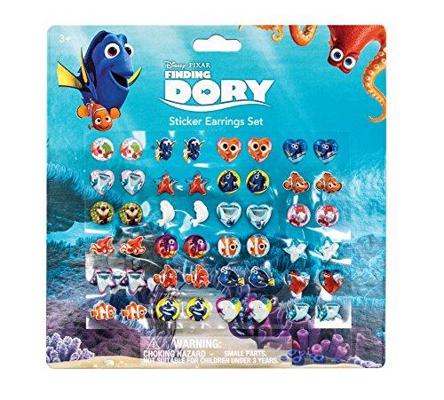 Joy Toy - 41093 - Boucles d'oreilles - Le Monde de Dory - 24 Paires