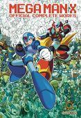 Mega man x: obras completas oficiales hc