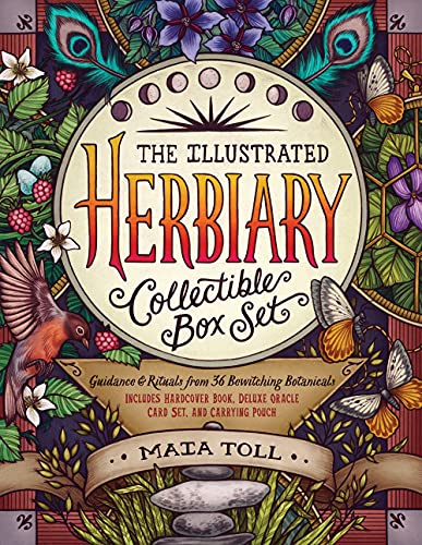 The Illustrated Herbiary Collectible Box Set: Guidance and...