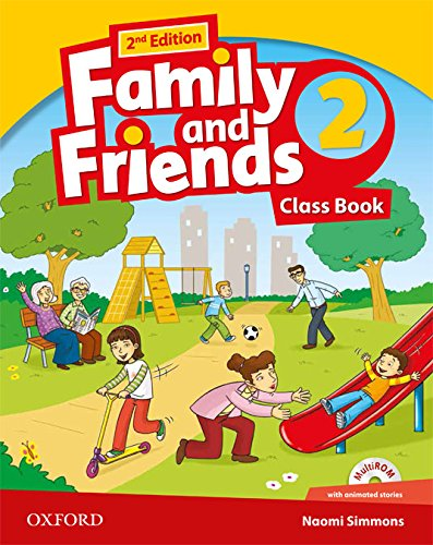 Family & Friends 2. Class Book Pack - 2nd Edition (Family & Friends Second Edition) - 9780194811255