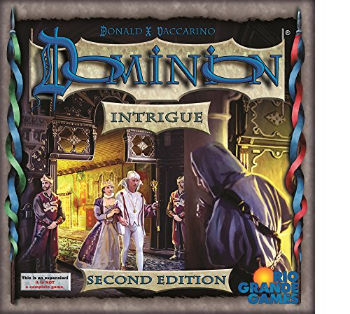 Rio Grande Games Dominion Intrigue Segunda edición
