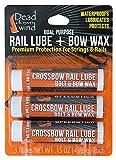Dead Down Wind Rail Lube/Bow Wax - 4...