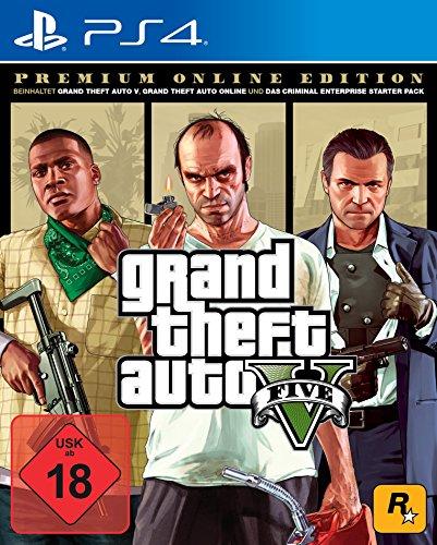 Grand Theft Auto V - Premium Edition - [PlayStation 4]