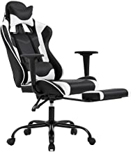Ergonomic Office Chair PC Gaming Chair Desk Chair Executive PU Leather Computer Chair..
