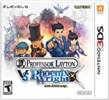 Professor Layton vs Phoenix Wright Ace Attorney (Video Game)