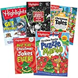 Highlights Christmas Activity Pack Ages 6-12