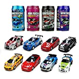 ARRIS Mini RC Car, Radio Remote Control Micro Racing Can RC Car Toy Gift for Kids (1pcs)