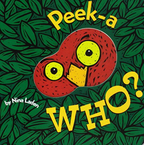 Peek-a Who? (Lift the Flap Books, Interactive Books for...