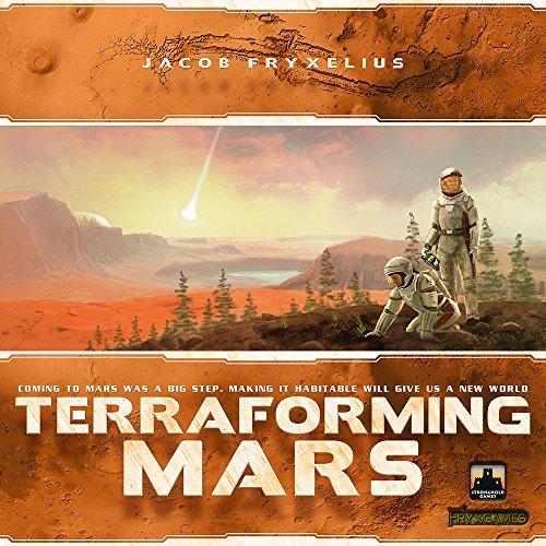 Ghenos Games TRMR–terraforming Mars