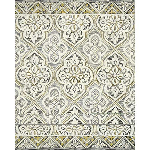 Allen and Roth rugs: CATLEY Handcrafted Area Wool Rug
