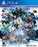 World of Final Fantasy - PlayStation 4 (Video Game)