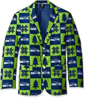 Made of 100% polyester Dare to look sharp at your Next gathering Features vibrant team colors and logos Perfect for the loudest and proudest of fans