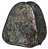 Sunny Days Entertainment Pop Up Hunting Tent – Indoor and Outdoor Playhouse for Kids | Camouflaged Toy For Kids | Assembly Free and Zippered Bag for Easy Storage – Maxx Action, Model Number: 10600