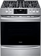 """Frigidaire FGGH3047VF 30"""" Gallery Series Gas Range with 5 Sealed Burners, griddle,.."""
