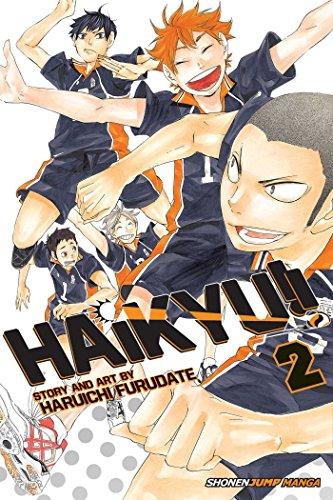 Haikyu!! , vol. 2